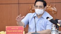 Thủ tướng Chính phủ Phạm Minh Chính triệu tập cuộc họp khẩn với 6 tỉnh biên giới Tây Nam, đẩy mạnh phòng chống dịch trong tình hình mới