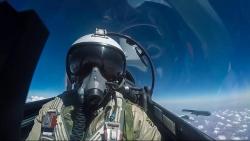 Điểm mạnh của máy bay chiến đấu một động cơ Su-57 của Nga