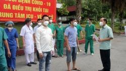 Covid-19 tại Việt Nam trưa 11/6: Thêm 82 ca mắc mới, hiện có 9.917 bệnh nhân