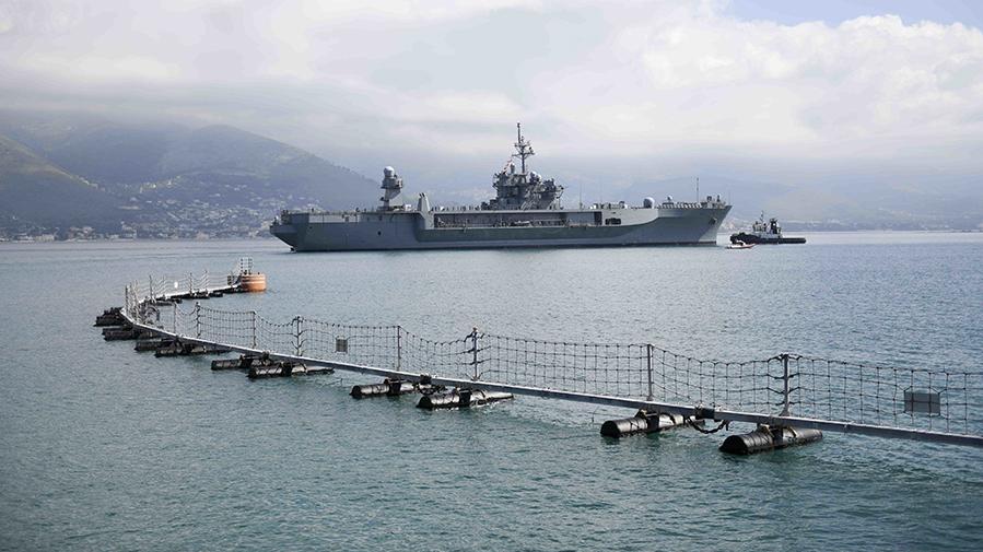 NATO tập trận 'khủng' trên biển Baltic, Nga yêu cầu chấm dứt 'hành động khoe khoang vũ khí'