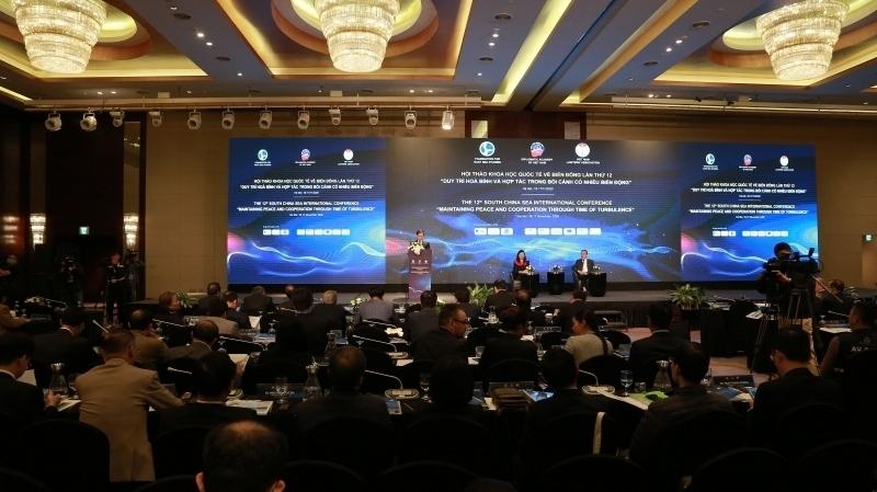 Biển Đông - Phép thử đối với nhiều vấn đề quan trọng trong quan hệ quốc tế