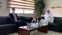 Đại sứ Ngô Toàn Thắng quảng bá Việt Nam tới người đứng đầu tỉnh Hawally, Kuwait