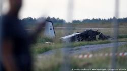 Rơi máy bay chở vận động viên nhảy dù ở Thụy Điển: Nhiều người thương vong