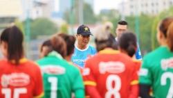 Đội tuyển nữ Việt Nam hướng tới mục tiêu giành suất tham dự vòng chung kết World Cup nữ 2023