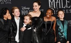Angelina Jolie lại giành toàn quyền nuôi con từ tay Brad Pitt