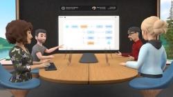 Facebook tung phiên bản văn phòng thực tế ảo