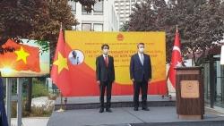 Kỷ niệm 76 năm Quốc khánh Việt Nam tại Thổ Nhĩ Kỳ
