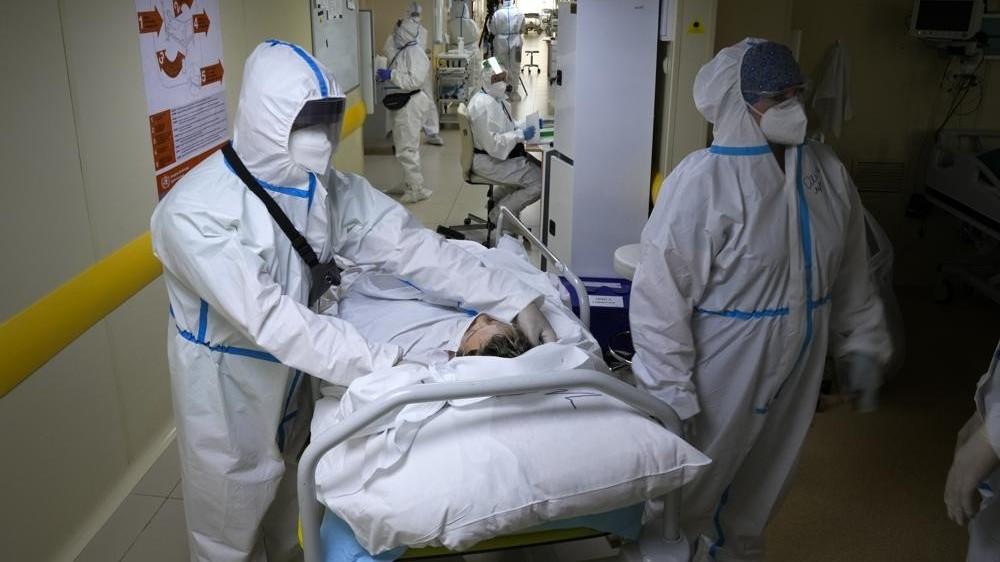 Nga không làm việc 1 tuần nhằm hạ thấp đỉnh dịch Covid-19