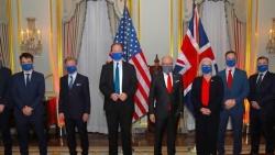 Anh và Mỹ ký thỏa thuận hải quan hậu Brexit, tránh dòng chảy thương mại gián đoạn
