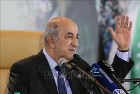 Thư mừng Tổng thống Cộng hòa Algeria Dân chủ và Nhân dân