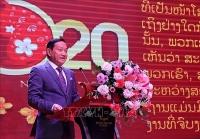 Đại sứ quán Việt Nam tại Lào tổ chức 'Tết Hữu nghị Việt-Lào, mừng Xuân Canh Tý 2020'
