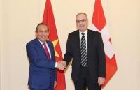Tạo điều kiện cho các doanh nghiệp Thụy Sỹ và Việt Nam tăng cường kết nối