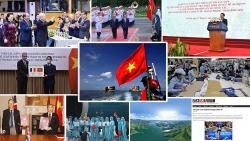 10 dấu ấn đối ngoại của Việt Nam năm 2020