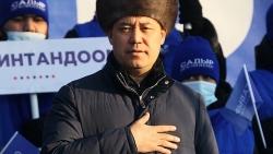 Điện mừng Tổng thống Cộng hòa Kyrgyzstan