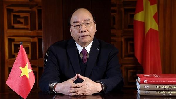 Thủ tướng Nguyễn Xuân Phúc gửi Thông điệp tới Hội nghị Thượng đỉnh trực tuyến về thích ứng với biến đổi khí hậu