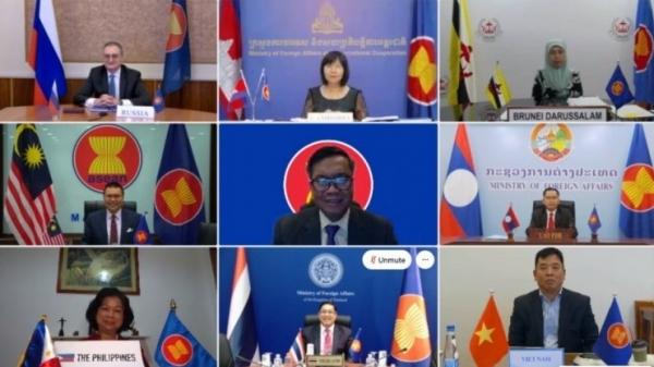 Việt Nam ủng hộ sự tham gia sâu rộng của Nga vào hợp tác ASEAN và khu vực