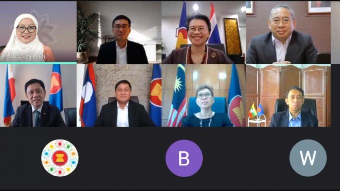 Việt Nam tham dự cuộc họp lần thứ 1 Ủy ban Điều phối Kết nối ASEAN