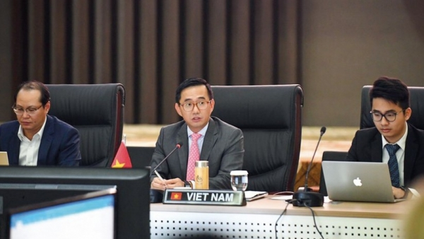 Năm Chủ tịch ASEAN 2020: Việt Nam đã thể hiện tầm 'lãnh đạo mạnh mẽ'