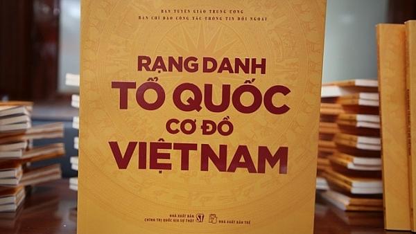 Giới thiệu sổ tay tuyên truyền đối ngoại 'Rạng danh Tổ quốc, Cơ đồ Việt Nam'
