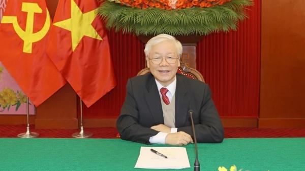 Các nước gửi thư chúc mừng Tổng Bí thư, Chủ tịch nước Nguyễn Phú Trọng