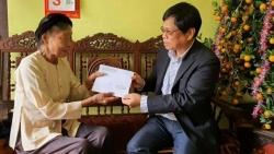 Công đoàn Bộ Ngoại giao chúc Tết Mẹ Việt Nam Anh hùng tại Thái Bình và Hà Nam