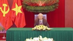 Lãnh đạo các nước, các đảng và bạn bè quốc tế gửi thư, điện chúc mừng Tổng Bí thư, Chủ tịch nước Nguyễn Phú Trọng
