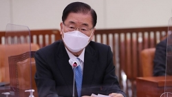 Điện mừng Bộ trưởng Ngoại giao Hàn Quốc