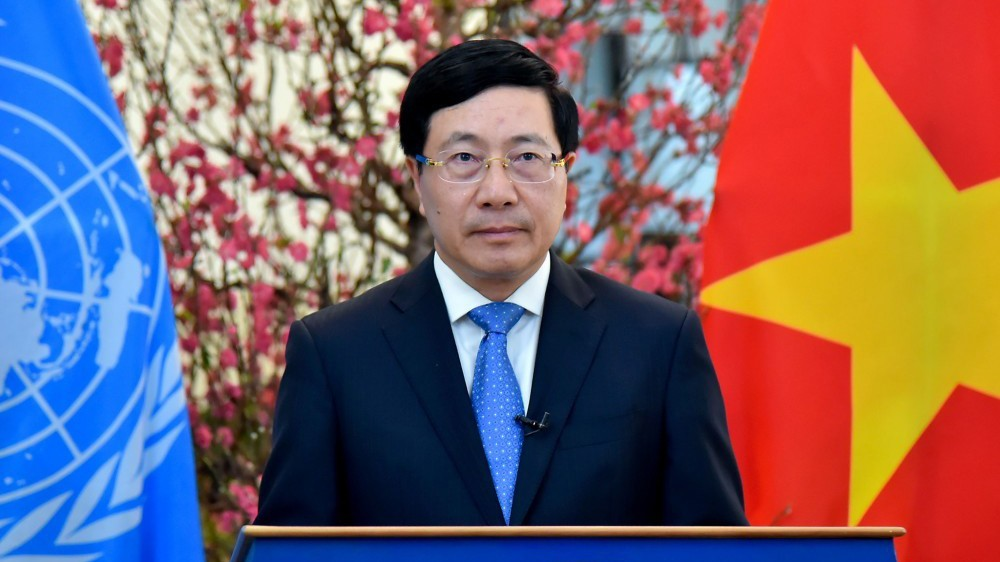Thông điệp của Phó Thủ tướng, Bộ trưởng Ngoại giao Phạm Bình Minh gửi Hội đồng Nhân quyền LHQ