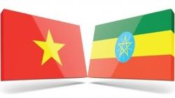 Điện mừng kỷ niệm 45 năm thiết lập quan hệ ngoại giao Việt Nam-Ethiopia