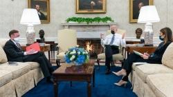 Ngoại giao điện đàm của Tổng thống Mỹ Joe Biden