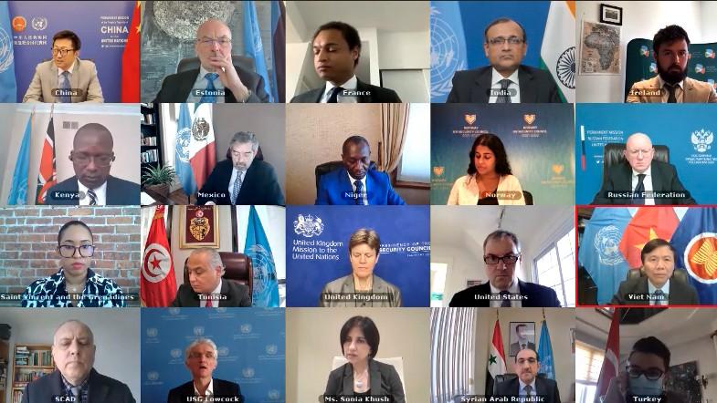 Phó Tổng Thư ký Liên hợp quốc báo cáo Hội đồng Bảo an về khủng hoảng nhân đạo nghiêm trọng tại Syria