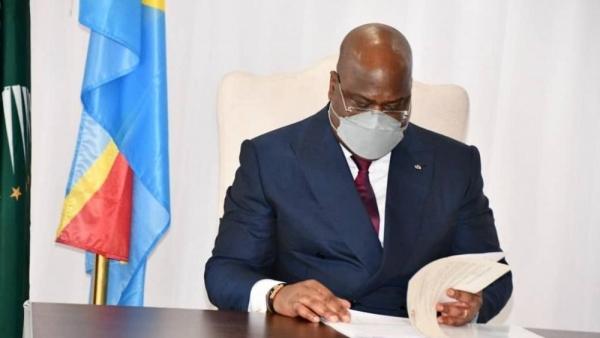 Điện mừng lãnh đạo Liên minh châu Phi