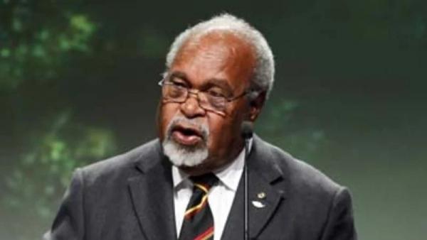 Điện chia buồn nguyên Thủ tướng Nhà nước Papua New Guinea từ trần