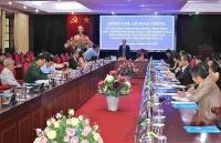 Thứ trưởng Lê Hoài Trung làm việc với tỉnh Sơn La về công tác đối ngoại và quản lý biên giới