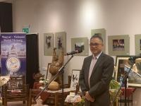Triển lãm ảnh và góc trưng bày văn hóa Việt Nam tại Budapest