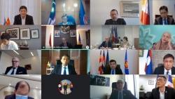 Việt Nam tham dự cuộc họp lần thứ nhất Ủy ban Hợp tác phát triển ASEAN-Pháp