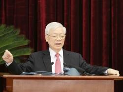 Phát biểu của Tổng Bí thư, Chủ tịch nước Nguyễn Phú Trọng khai mạc Hội nghị Trung ương 2, khóa XIII