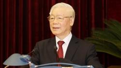 Bế mạc Hội nghị Trung ương 2, khóa XIII: Nhân sự ứng cử các chức danh lãnh đạo chủ chốt của Nhà nước có số phiếu tập trung cao