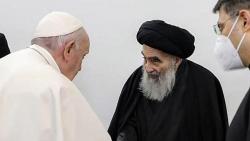 Giáo hoàng Francis công du Iraq: Vất vả mới kết quả