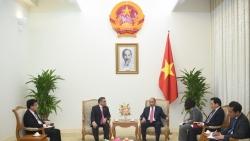 Thủ tướng Nguyễn Xuân Phúc tiếp Đại sứ Philippines tại Việt Nam