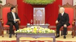 Vun đắp mối quan hệ đoàn kết đặc biệt Việt-Lào ngày càng phát triển