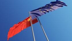Trung Quốc-EU: Cuộc đấu trên chiến địa mới