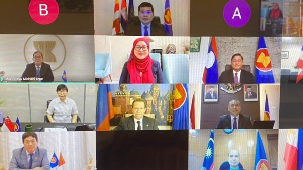 Việt Nam tham dự cuộc họp lần thứ 19 của Ủy ban hợp tác chung ASEAN-Nga