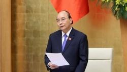 Thủ tướng Nguyễn Xuân Phúc chủ trì Phiên họp Chính phủ thường kỳ tháng Ba