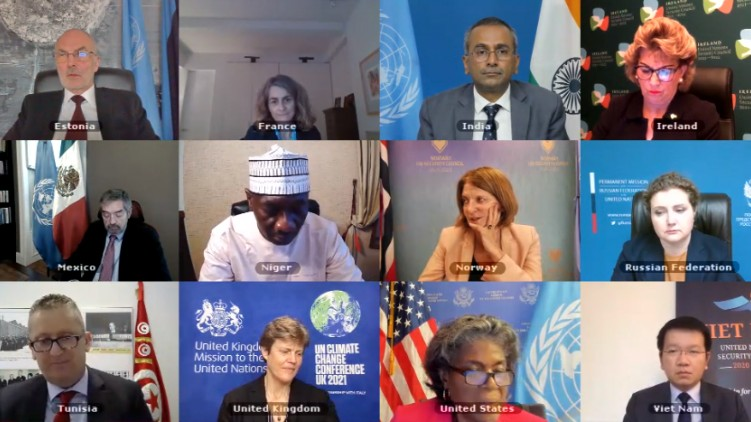 Hội đồng Bảo an thảo luận về tiến trình bầu cử và tình hình an ninh tại Somalia