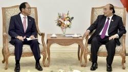 Thủ tướng tiếp Đại sứ Hàn Quốc và các tập đoàn công nghệ cao hàng đầu Hàn Quốc