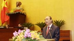 Toàn văn bài phát biểu nhậm chức của Chủ tịch nước Nguyễn Xuân Phúc