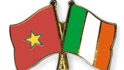 Điện mừng kỷ niệm 25 năm ngày thiết lập quan hệ ngoại giao Việt Nam-Ireland