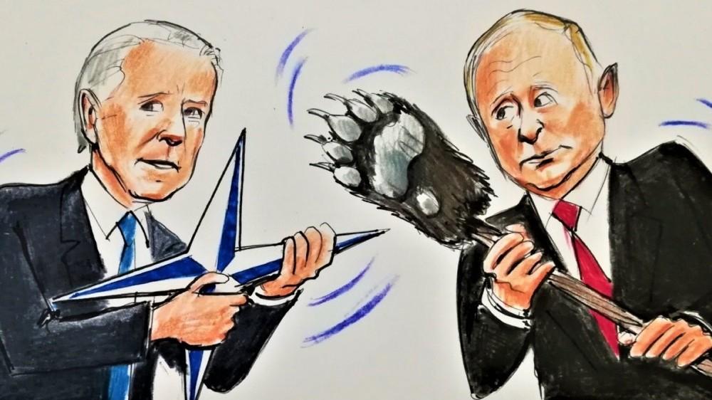 Căng thẳng Nga-Ukraine: Kịch bản cũ, ác mộng xưa