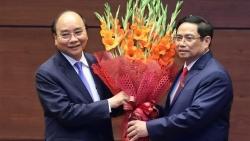 Điện, thư chúc mừng lãnh đạo các nước gửi lãnh đạo Việt Nam